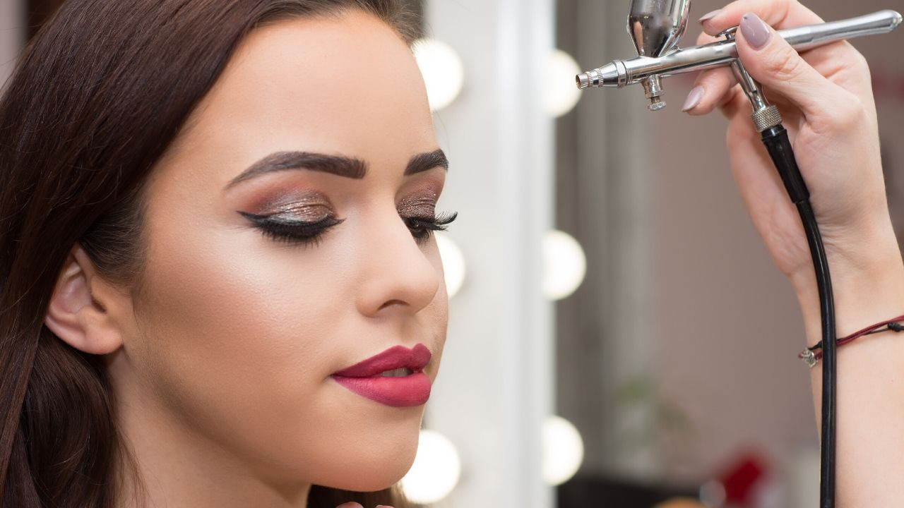 Airbrush Makeup Guide Pretty On Point